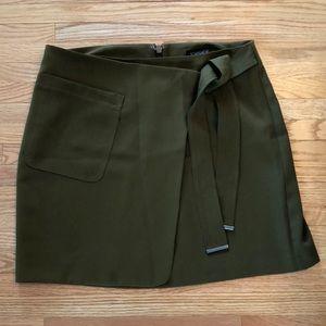 Topshop mini skirt (sz 8)
